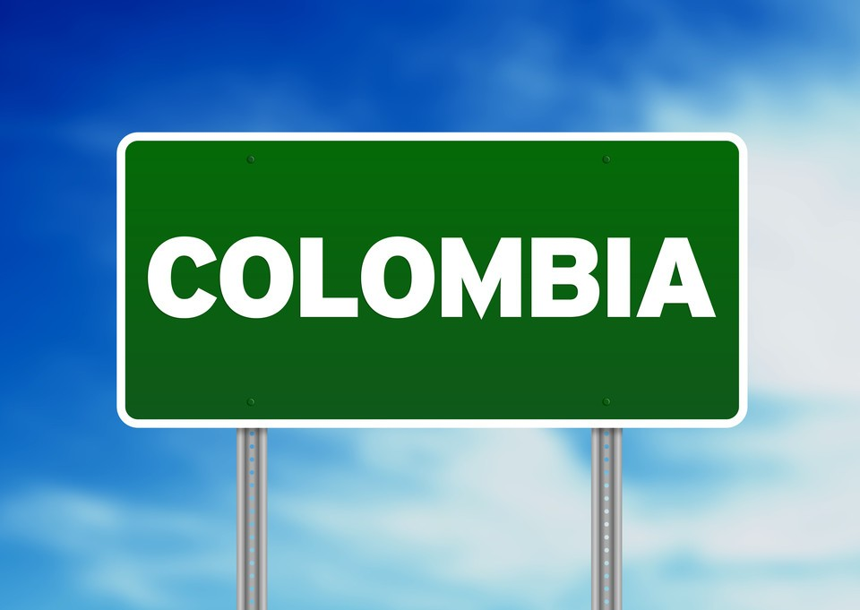 Cloudflare added a new location: Colombia