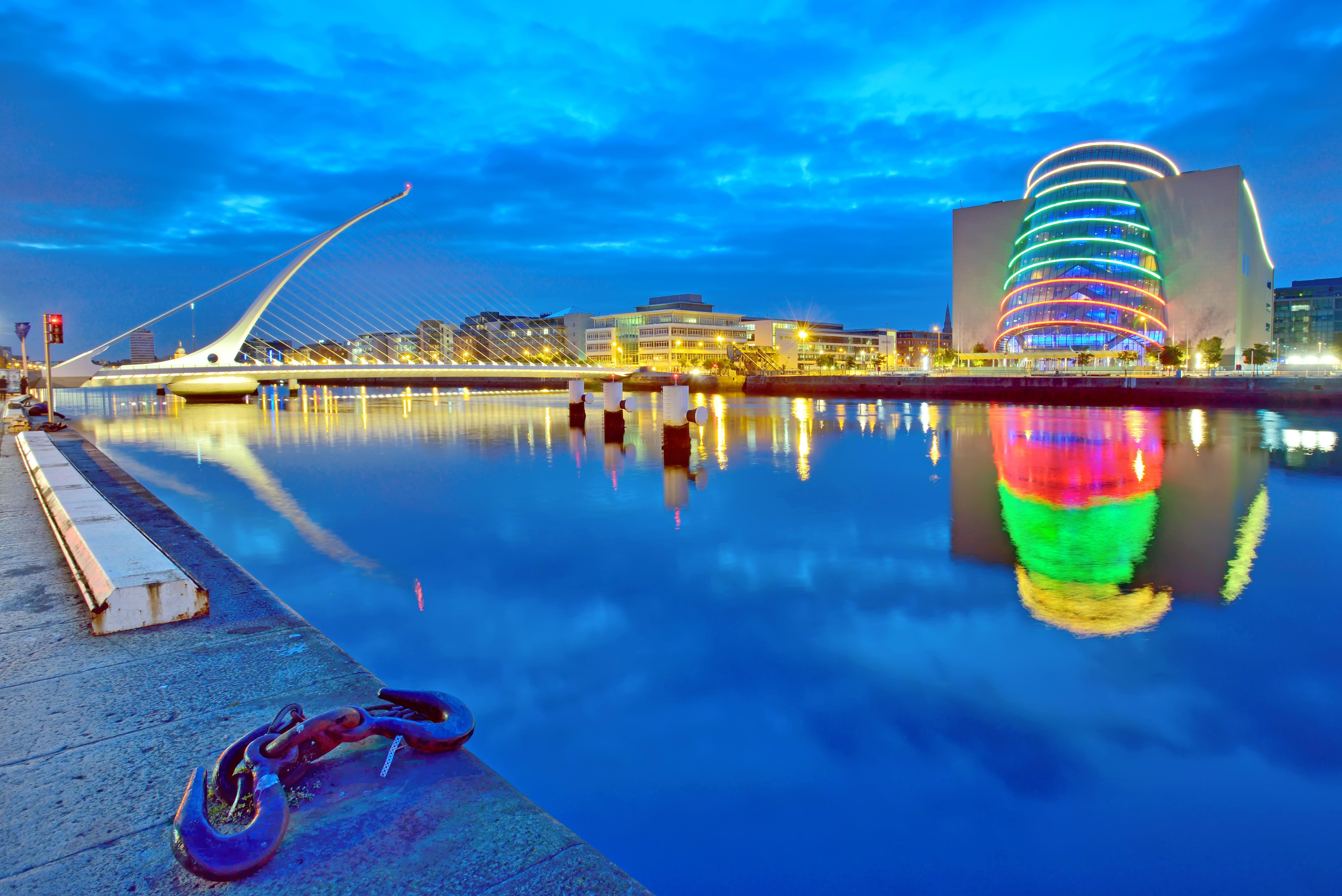 Cloudflare Datacenter in Dublin, Ireland