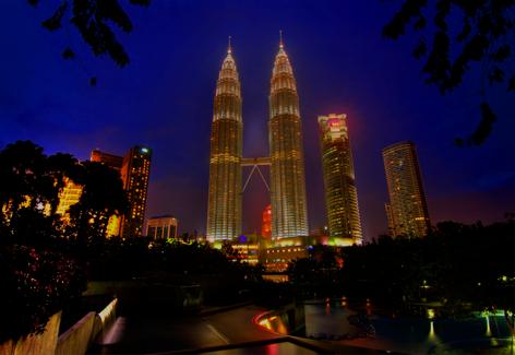Kuala Lumpur, Malaysia: CloudFlare's 45th data center