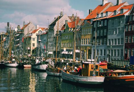 Copenhagen, Denmark: CloudFlare's 65th data center
