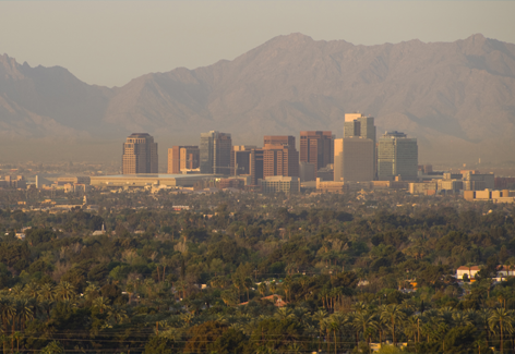 Phoenix, AZ: CloudFlare's 64th data center