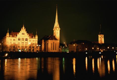 Zürich, Switzerland: CloudFlare's 69th data center