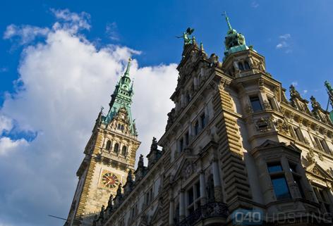 Hamburg Datacenter