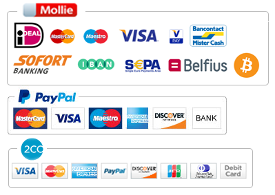 New Payment Methods Available - 040Hosting