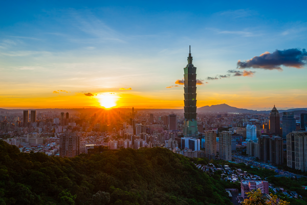 Taipei: CloudFlare's 77th Data Center