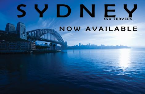 040 Hosting Sydney, Australia