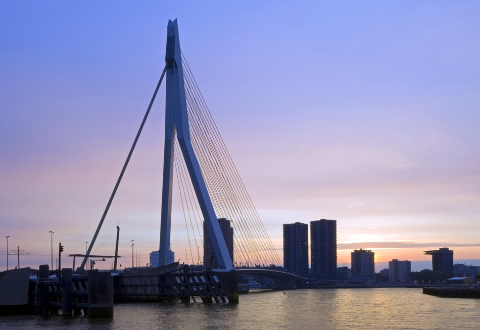 New SSD Server location Rotterdam in the Netherlands